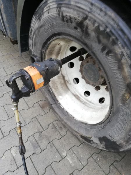 Naprawa tir Kraków - mechanik ciągników siodłowych